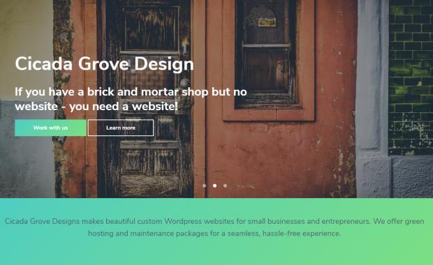 Cicada Grove Design