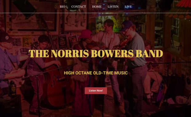 The Norris Bowers Band