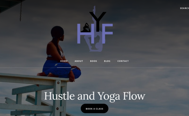 Hustle and Yoga Flow